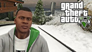 [🔴LIVE] Grand Theft Auto V | SNOW MODE | FREE ROAM |