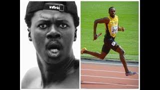 Mahfousse Comédien Caméra Cachée 7 Un sénégalais qui a peur court plus vite que Usain Bolt