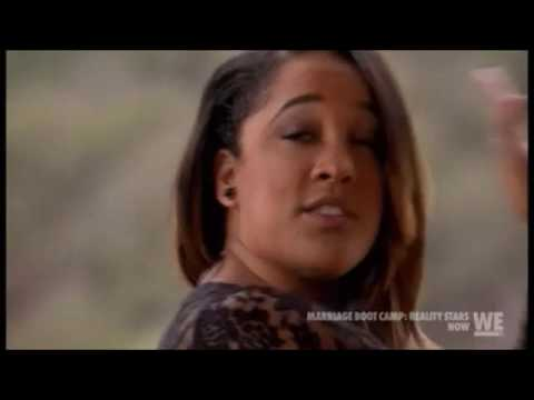 Natalie Nunn Moments on Marriage Boot Camp