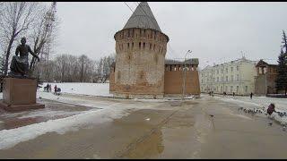 Тур выходного дня в Смоленск