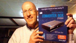 Yard Sale Digital Converter