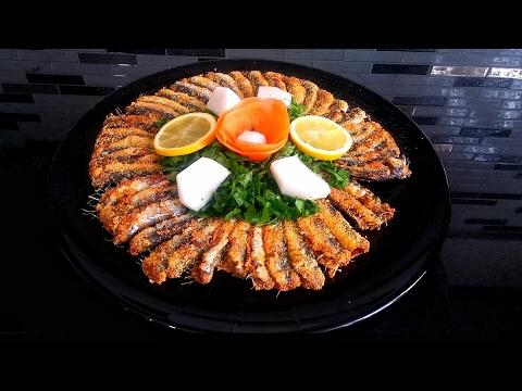 Tavada Sardalya Balığı Nasıl Yapılır,Pişirilir,Neşe ile,Kolay ve Pratik,Yemek Tarifleri