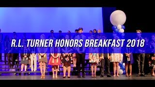 RL Turner Honors Breakfast | Congrats to Our Senior Graduates