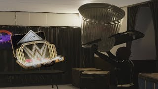 WWE 2K18 Backstage Brawl Glitch!