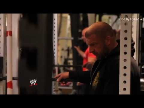 WWE Superstar Paul Triple H Levesque – Motivational Workout 2014 HD