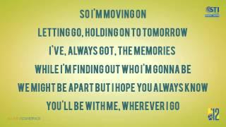 Repeat youtube video Miley Cyrus - Wherever I Go Lyrics