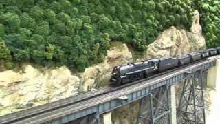 Glenn Glasstetter's C&O Railway.wmv