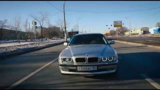 BMW 7 series drift! Вся правда о E38