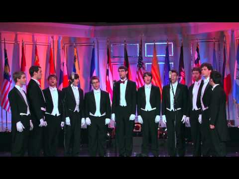 """The Whiffenpoof Song,"" The Yale Whiffenpoofs of 2010"