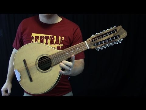 14 String Filipino Bandurria