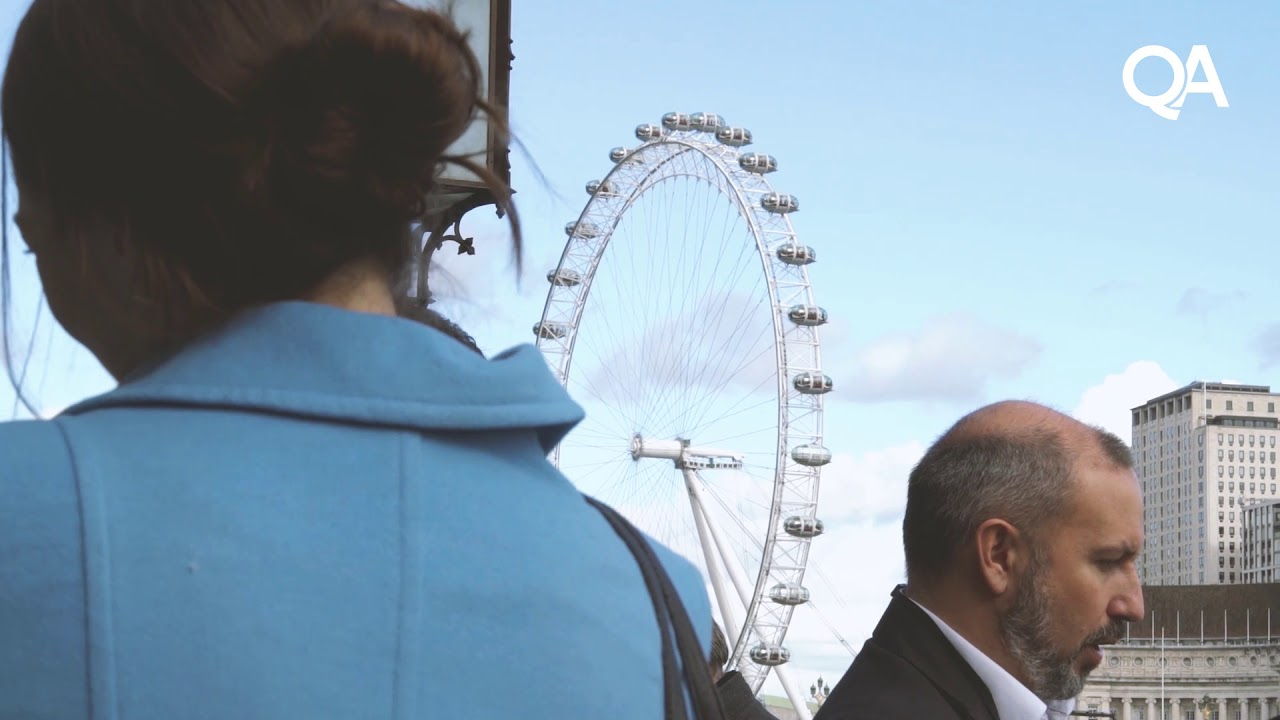 QA Presents: National Apprenticeship Week at The Houses of Parliament