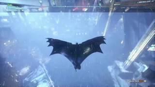 Batman: Arkham Knight Gameplay - Flying like a... WTF? (Xbox One 2017)