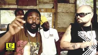 Jah Thunder, Jah Firrey, Garrizon Youth LIVE (Upsetta Films Exclusive)