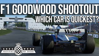 Let's Find Out Which Era Of Formula 1 Is The Quickest!