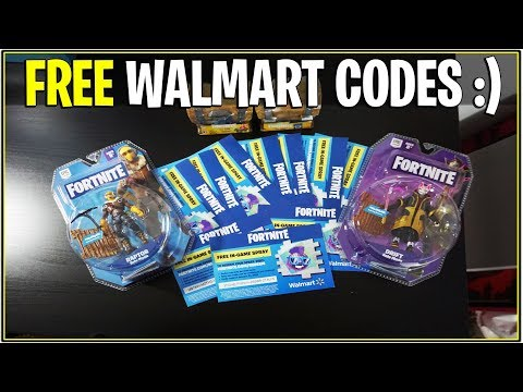 *NEW* Fortnite: FREE WALMART EXCLUSIVE SPRAY CODES ...