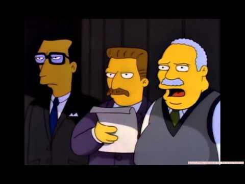 Uuuh diese deutschen Simpsons Kraftwerk zu verkaufen