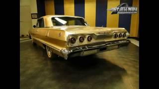 1963 Chevrolet Impala SS for sale at Gateway Classic Cars in our St. Louis showroom