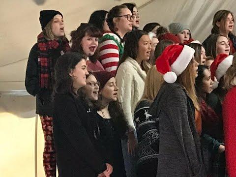 Springboro High School Christmas Performance