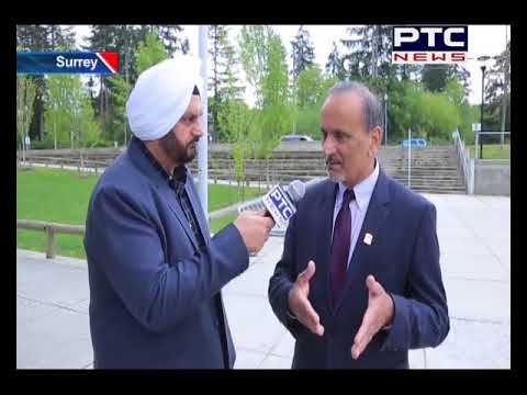 BC Minister Harry Bains talking about Two New Bills