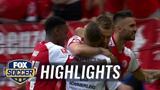 Mainz vs. RB Leipzig | 2017-18 Bundesliga Highlights