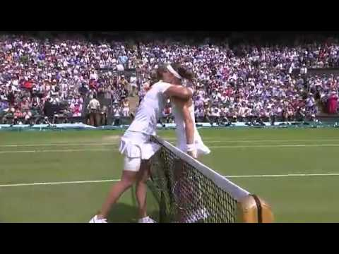 Petra Kvitova into the Wimbledon final - Wimbledon 2014
