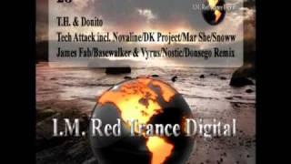 T.H. & Donito - Tech Attack E.P.