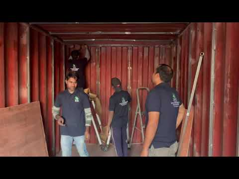 Containerized Ro plant manufacturing in Dubai