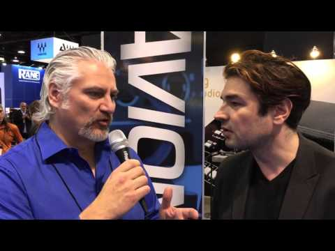 Winter NAMM 2016: Mitch Speaks with Producer Fab Dupont