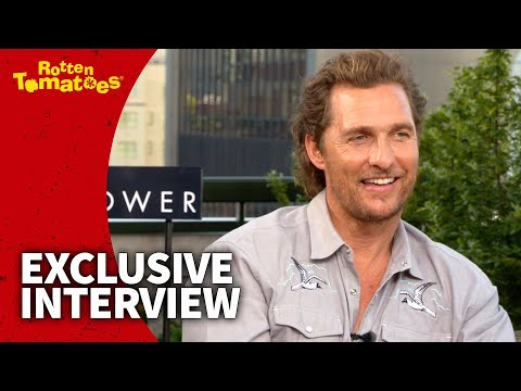 The First Time Stephen King Scared You - The Dark Tower Interview (2017) | Rotten Tomatoes UNCUT