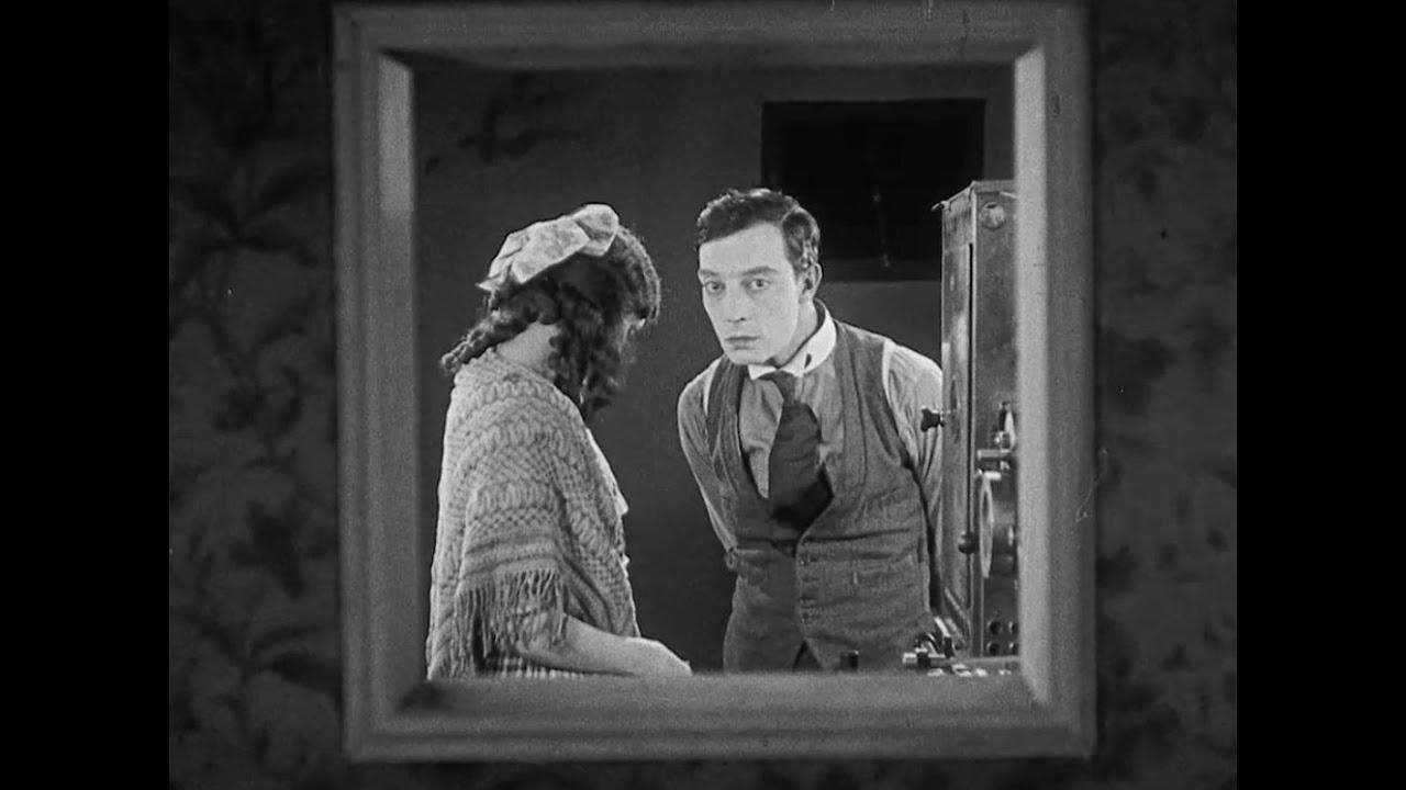 Download Sherlock Junior (1924, Buster Keaton, sous-titré français)