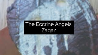 Eccrine Angel: Zagan, Experimental Video Art and Music by Collin Thomas