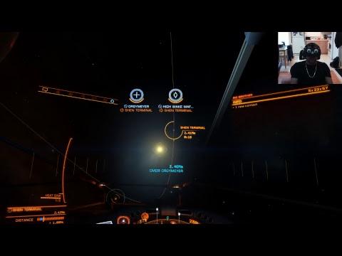 Elite Dangerous VR - Gathering for Engineering