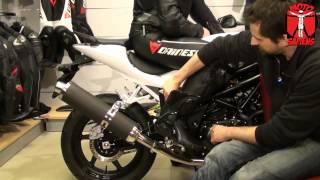 Jak dobrać spodnie motocyklowe