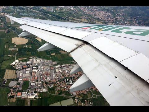Alitalia | A319 | A321 | FLR-FCO-LHR | Economy