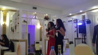 Рэп поздравление на свадьбу- подружек невесты.