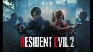 Renegade Game Time - Resident Evil 2 (Nic Vs. The Living Impaired)