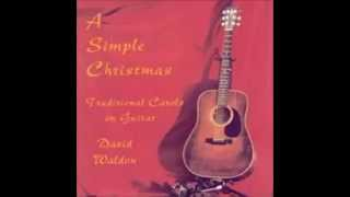 Peaceful Christmas Music - A Simple Christmas, Traditional Carols on solo acoustic guitar