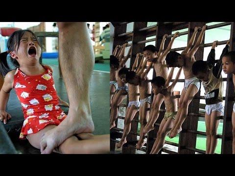 Do You Know Training Or Torture टॉर्चर किए जाते हैं बच्चे, चीन में यूं तैयार होते हैं ओलंपिक स्टार