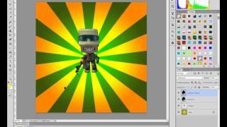 Видео урок по созданию анимации (1)