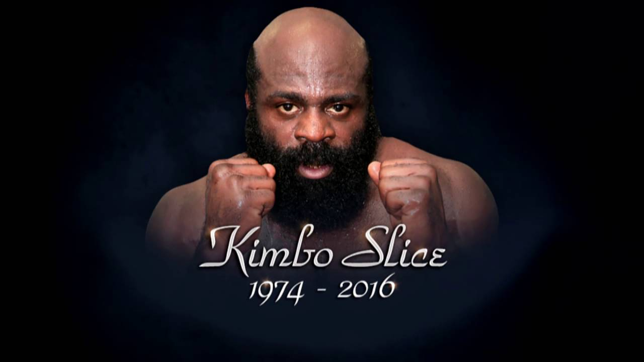 ufc pays tribute to kimbo slice youtube