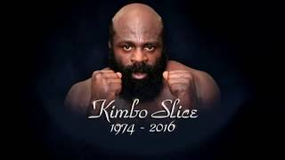 The UFC pays tribute to former MMA star Kimbo Slice, who passed away on June 6, 2016.