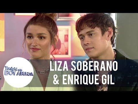 Liza Soberano clears up the pregnancy rumor in the U.S. | TWBA