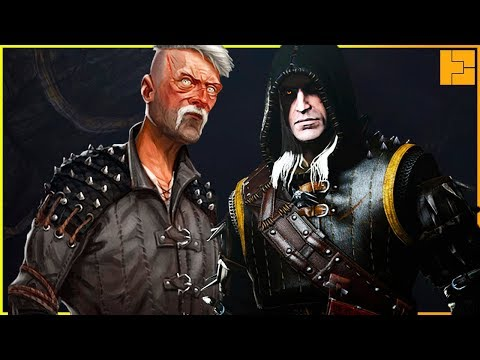 Кто сильнее: Убийца Ведьмаков Лео Бонарт или Геральт из Ривии?   Ведьмак   Evoice Erebus