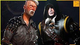 Кто сильнее: Убийца Ведьмаков Лео Бонарт или Геральт из Ривии? | Ведьмак | Evoice Erebus