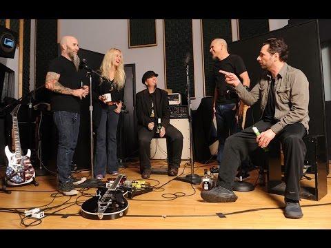 MOTOR SISTER (starring Scott Ian): NEW Album, State of Rock N' Roll & Grammys Drama!