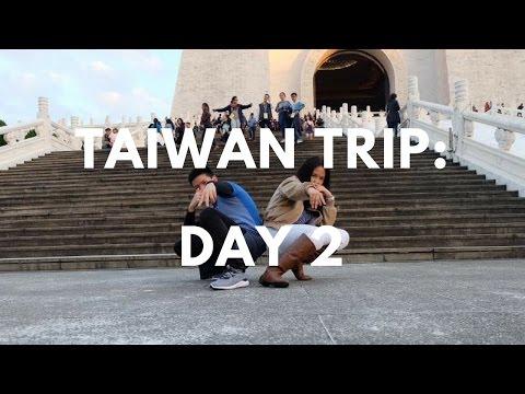 TAIWAN TRIP: ASUS HQ, TAIPEI ZOO, CHIANG KAI-SHEK MEMORIAL, TAIPEI 101 || Jan. 17, 2017