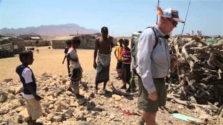 Shadow Fishing in the Yemen (Socotra)