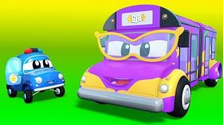 Малыши Машинки -  Заблудился в парке! - Обучающие мультфильмы Автомобильного Города