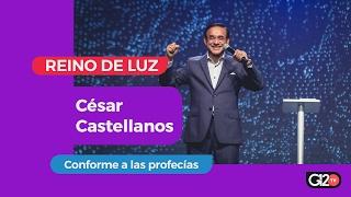 Conforme a las Profecias - Ps. Cesar Castellanos - G12TV thumbnail
