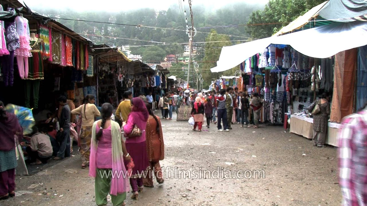 Image result for nainital markets